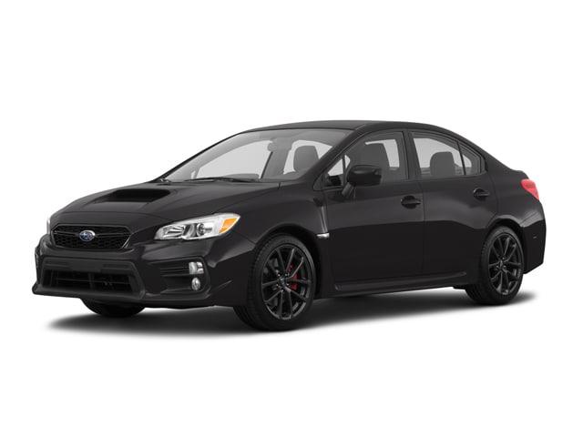 2019 Subaru WRX Premium (M6) Sedan