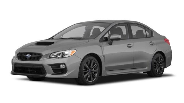 2019 Subaru WRX Premium (M6) Sedan B6094