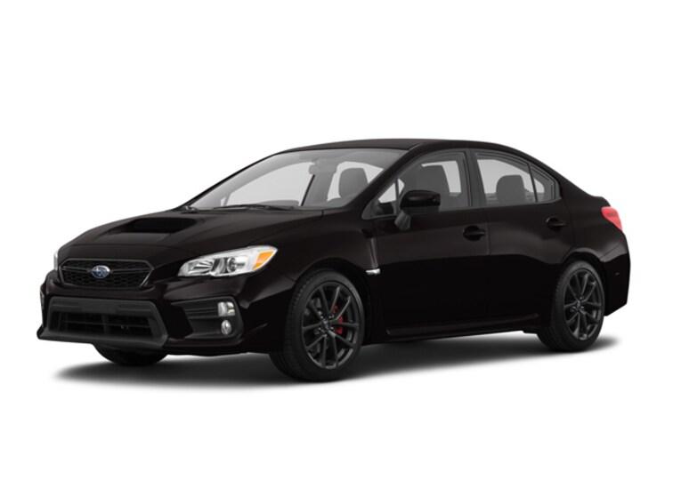 New 2019 Subaru WRX Premium Sedan in Marquette, MI