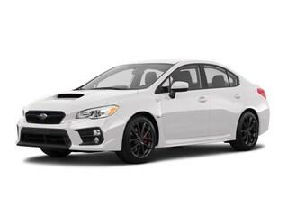New 2019 Subaru WRX Premium Sedan