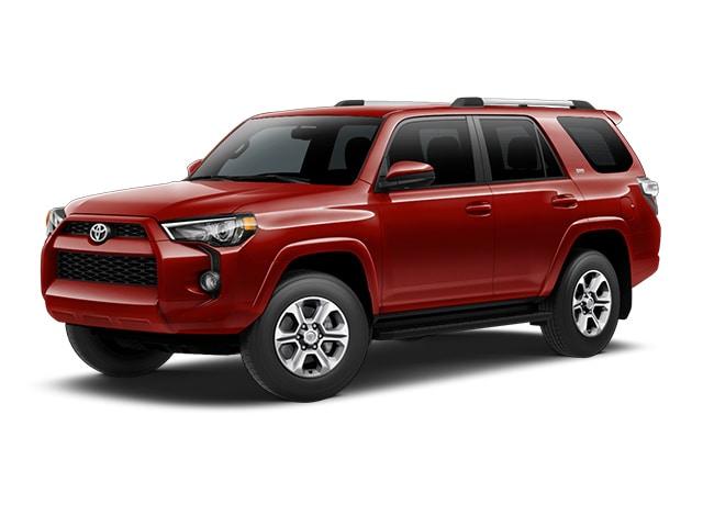 Nice 2019 Toyota 4Runner SUV Barcelona Red Metallic