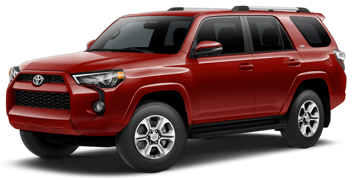 Review & Compare the 2018 Toyota 4Runner at Larry H. Miller