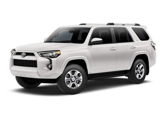 2019 Toyota 4Runner Nite 4WD V6 5AT SUV