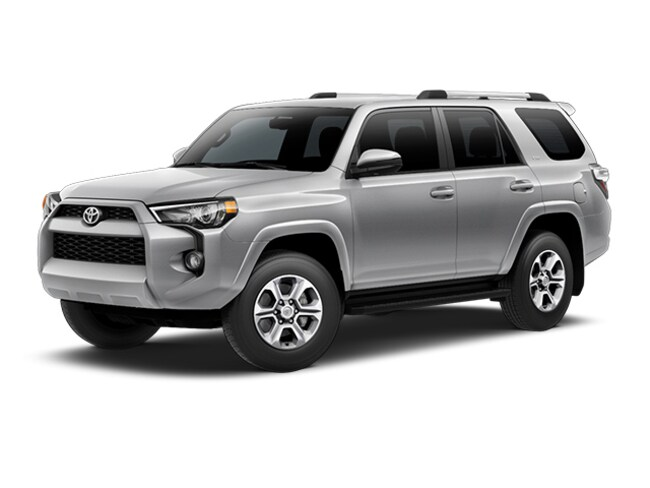 New 2019 Toyota 4Runner SR5 SUV San Antonio