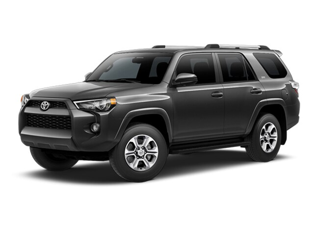 Certified Pre-Owned 2019 Toyota 4Runner SR5 SUV For Sale Oneonta, NY
