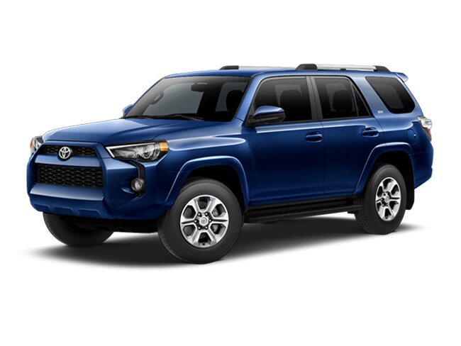 New 2019 Toyota 4Runner SR5 SUV dealer in Nampa ID - inventory