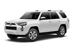 New 2019 Toyota 4Runner SR5 SUV for sale in Charlottesville