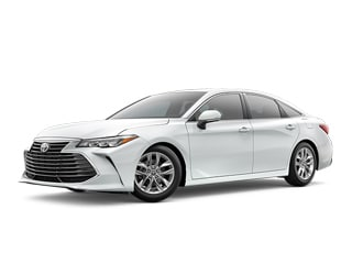 2019 Toyota Avalon Sedan Wind Chill Pearl