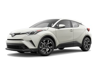 all-all 2019 Toyota C-HR XLE SUV