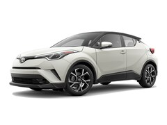 New 2019 Toyota C-HR XLE SUV for sale