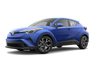 New 2019 Toyota C-HR XLE SUV in Leesville, LA