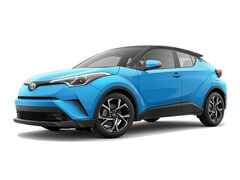 New 2019 Toyota C-HR XLE SUV Boston, MA