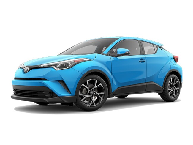 New 2019 Toyota C-HR XLE SUV in Brook Park, OH near Cleveland