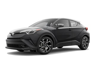 New 2019 Toyota C-HR XLE SUV near Auburn, MA