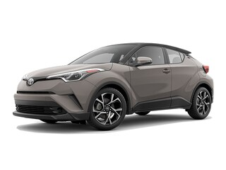 New 2019 Toyota C-HR XLE SUV for sale near you in Boston, MA