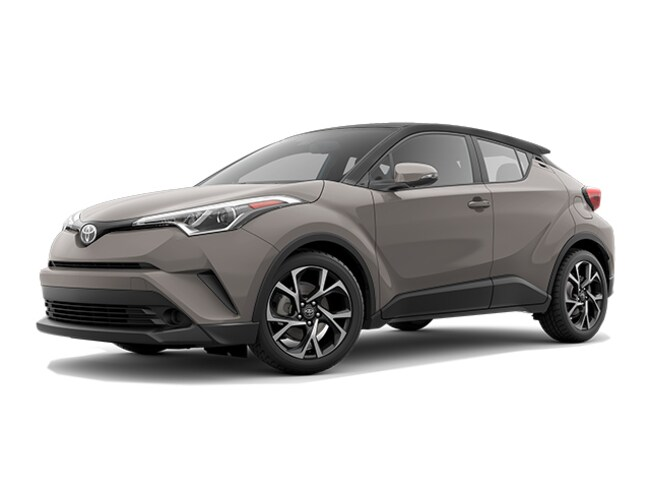 New 2019 Toyota C-HR XLE SUV in Auburn, MA