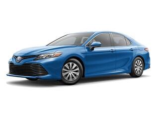 New 2019 Toyota Camry Hybrid LE Sedan in Bossier City, LA