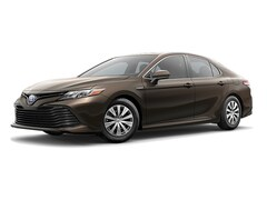 New 2019 Toyota Camry Hybrid LE Sedan For Sale in Indianapolis, IN