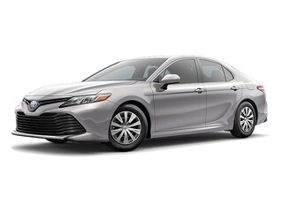New 2019 Toyota Camry Hybrid LE Sedan Arlington