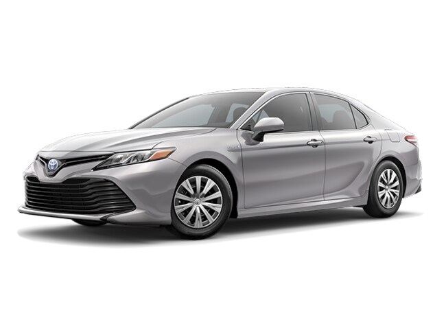 New 2019 Toyota Camry Hybrid LE Sedan in Silver Spring, MD
