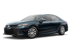 New 2019 Toyota Camry Hybrid LE Sedan in Portsmouth, NH