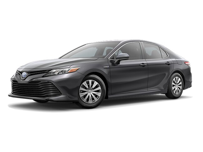 New 2019 Toyota Camry Hybrid LE Sedan dealer in Nampa ID - inventory