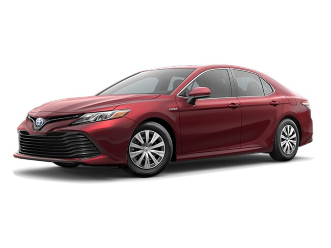 New 2019 Toyota Camry Hybrid LE Front-wheel Drive for sale in Streamwood, IL