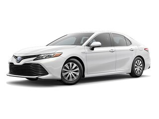 New 2019 Toyota Camry Hybrid LE Sedan For Sale in Redwood City, CA