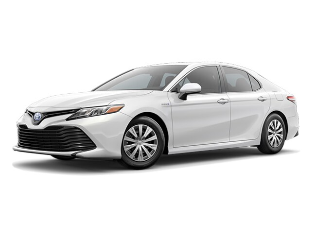 2019 Toyota Camry Hybrid LE 4D Sedan For Sale in Redwood City, CA