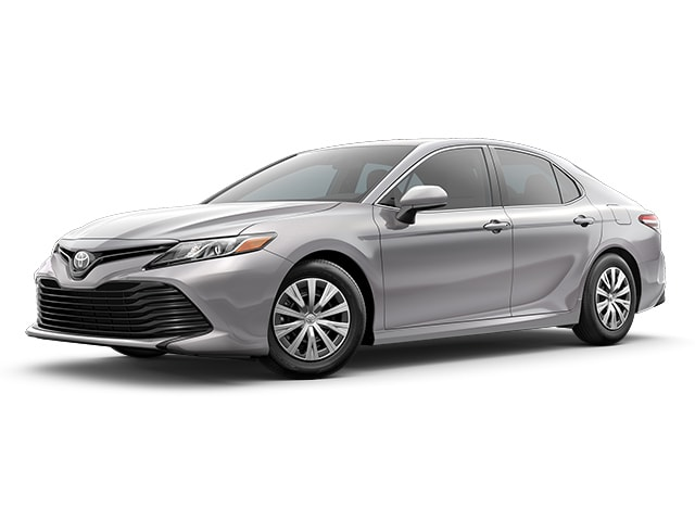 2019 Toyota Camry in Celestial Silver Metallic color