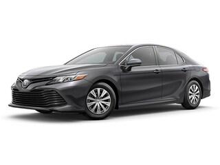 New 2019 Toyota Camry L Sedan T190540 in Brunswick, OH