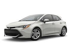 2019 Toyota Corolla Hatchback SE 2WD L4 CVT Hatchback