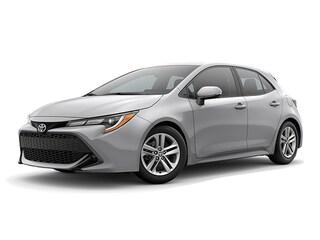 New 2019 Toyota Corolla Hatchback SE Hatchback Klamath Falls, OR