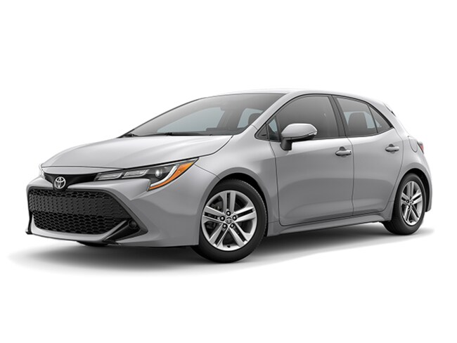 New 2019 Toyota Corolla Hatchback Se For Sale In Clifton Park Ny