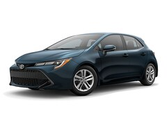 2019 Toyota Corolla Hatchback SE Front-wheel Drive