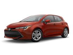 New 2019 Toyota Corolla Hatchback SE Hatchback in Oakland