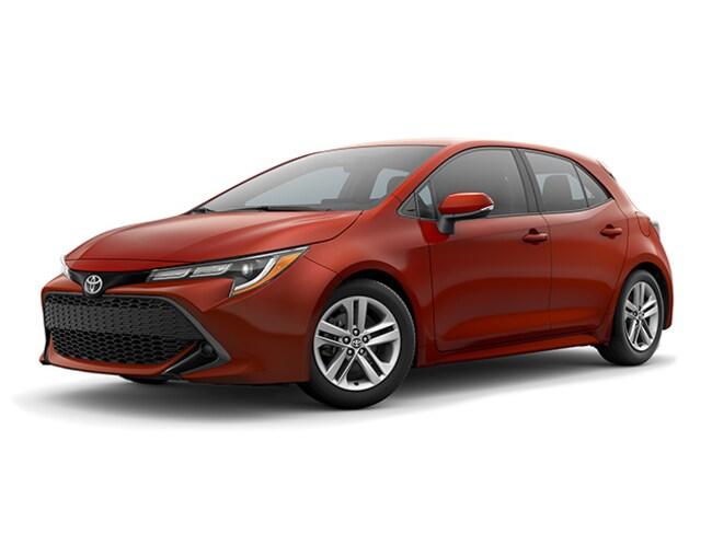 New 2019 Toyota Corolla Hatchback SE Hatchback Westminster