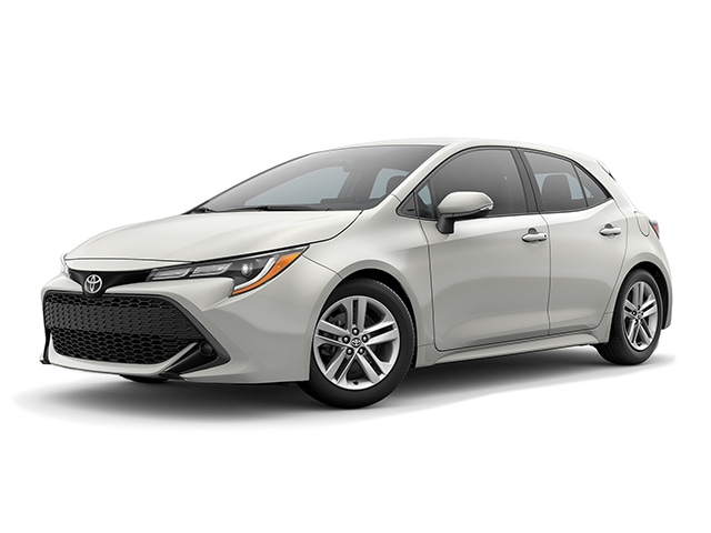 New 2019 Toyota Corolla Hatchback For Sale or Lease in Reno, NV near