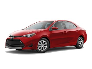 New 2019 Toyota Corolla Sedan