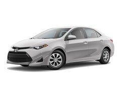 New 2019 Toyota Corolla L Sedan near Lafayette, LA