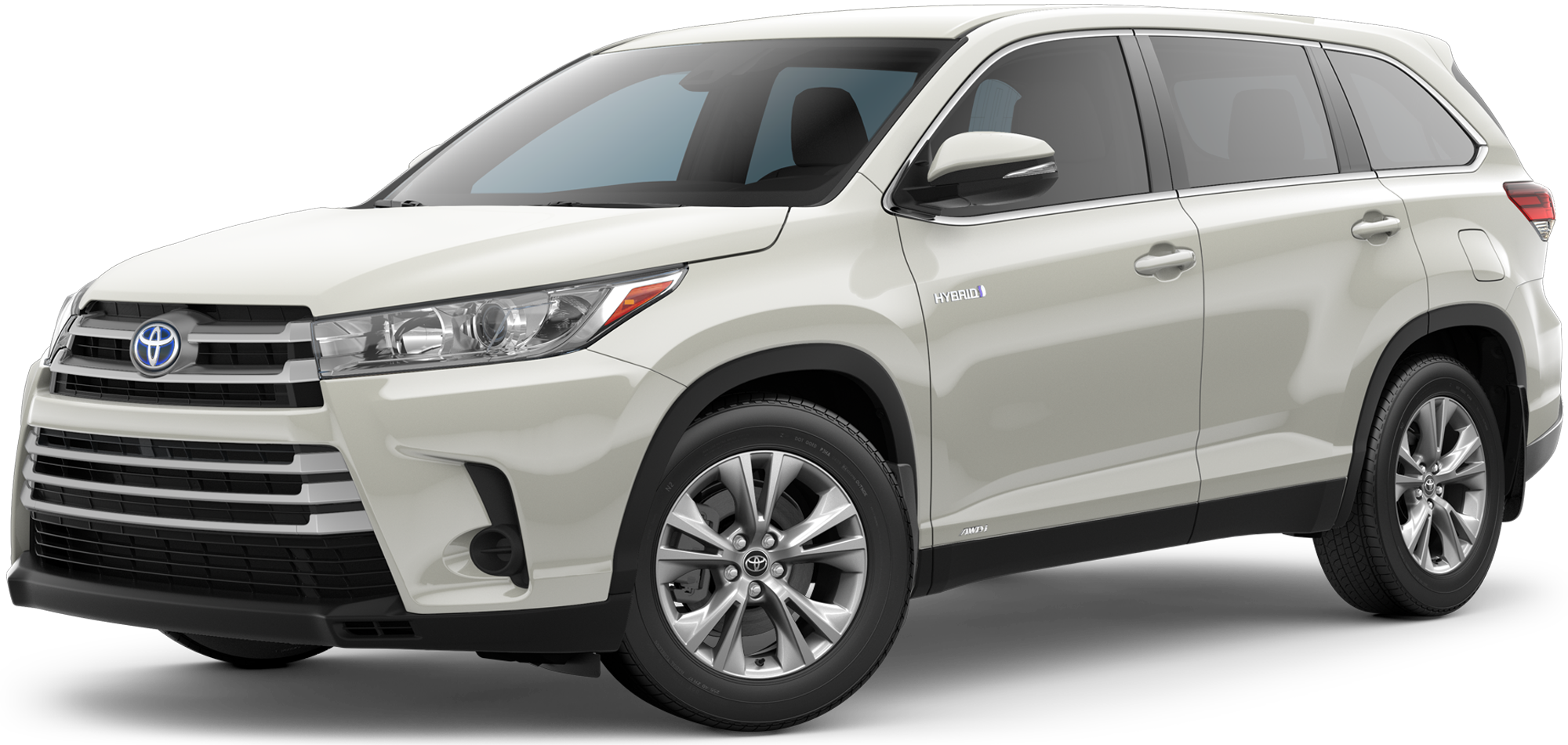 2019 Toyota Highlander Hybrid Incentives, Specials ...