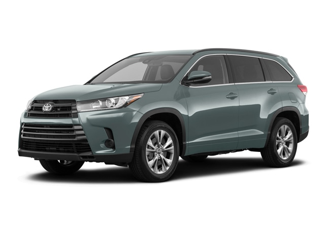 2019 Toyota Highlander Suv Digital Showroom Charles Maund Toyota
