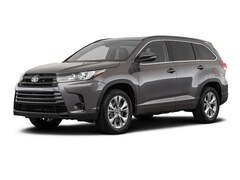 2019 Toyota Highlander 2WD 4cyl 6AT LE SUV