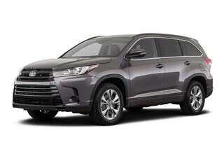 New 2019 Toyota Highlander LE I4 SUV in Bossier City, LA