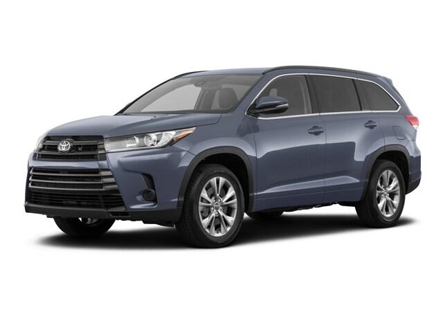 Houston Toyota Highlander Suv For Sale At Don Mcgill Toyota