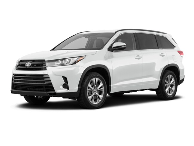 New 2019 Toyota Highlander Limited V6 SUV in Bossier City, LA