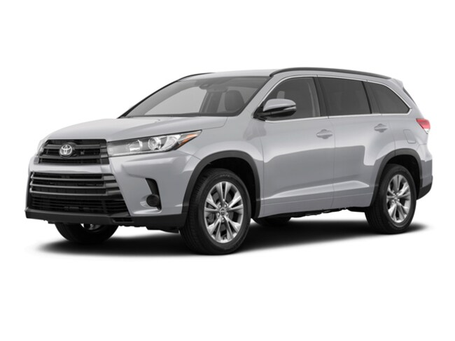 New 2019 Toyota Highlander Limited V6 SUV in Ruston, LA