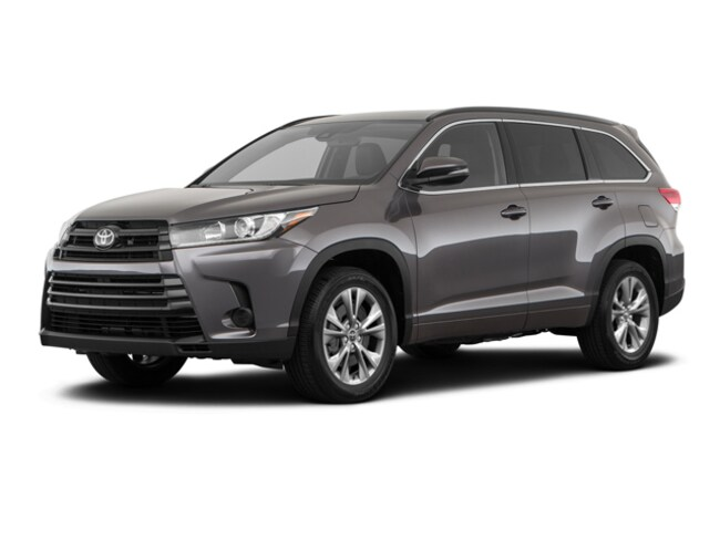 New 2019 Toyota Highlander Limited V6 SUV in Ruston, LA
