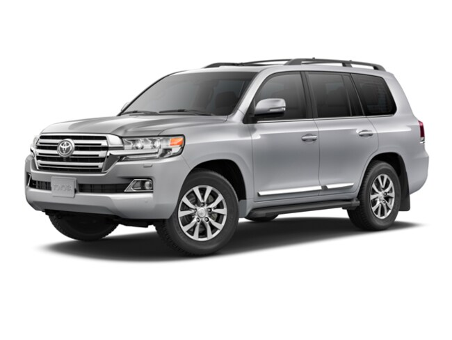 New 2019 Toyota Land Cruiser V8 SUV San Antonio