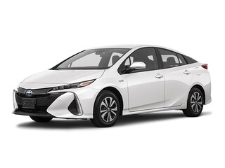 New 2019 Toyota Prius Prime Plus Hatchback for sale near you in Wellesley, MA
